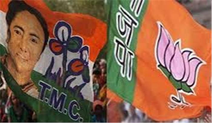 बंगाल - भाजपा के 3 नेता TMC में