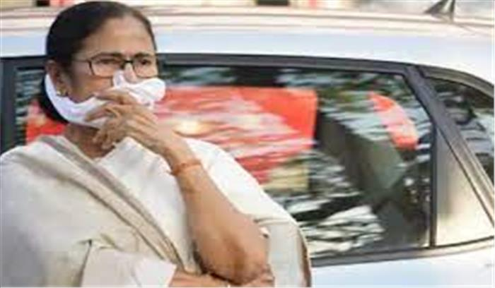 कोलकाता - CBI दफ्तर पहुंची सीएम ममता बनर्जी , नारदा केस में TMC नेताओं को गिरफ्तार करने पर हंगामा