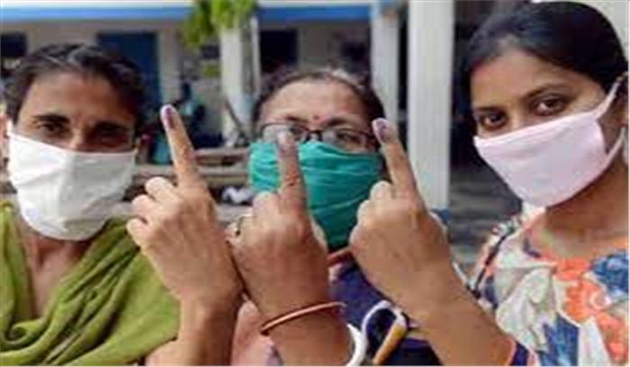 बंगाल चुनाव तीसरा चरण - दोपहर 12 बजे तक 42 फीसदी मतदान , कई जगह हिंसक झड़प - हंगामा