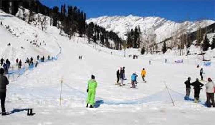 बर्फबारी के अभाव में मुश्किल में पड़ सकता है औली में इंटरनेशनल स्कीइंग चैंपियनशिप का आयोजन, सरकार की तैयारियां पूरी