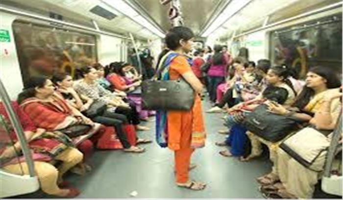 दिल्ली मेट्रो में महिलाओं का सफर फ्री कराने के लिए फिर केजरीवाल सरकार सक्रिय , परिवहन मंत्री ने दिए संकेत