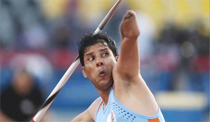 राजस्थान के सुंदर गुर्जर ने लंदन में लहराया परचम, विश्व पैरालंपिक में जीता स्वर्ण पदक
