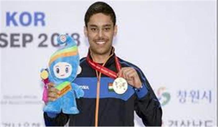 विश्व निशानेबाजी चैम्पियनशिप में उदयवीर ने लहराया देश का परचम, 25 मीटर पिस्टल स्पर्धा में जीता स्वर्ण पदक