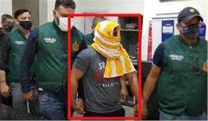 सुशील कुमार ने गिरफ्तारी के बाद कहा - जिस लड़की की स्कूटी में मैं जा रहा था उसका हत्या के केस से कोई लेना नहीं