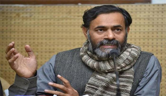 योगेंद्र यादव ने पीएम मोदी पर परिवार को परेशान करने का लगाया आरोप