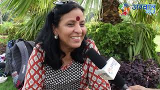 laxmi rawat founder member of pragya arts