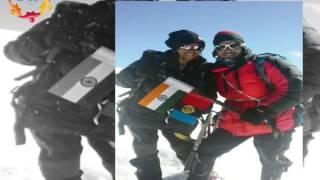 माउंट एवरेस्ट पर चढ़ने वाली नूतन वशिष्ठ